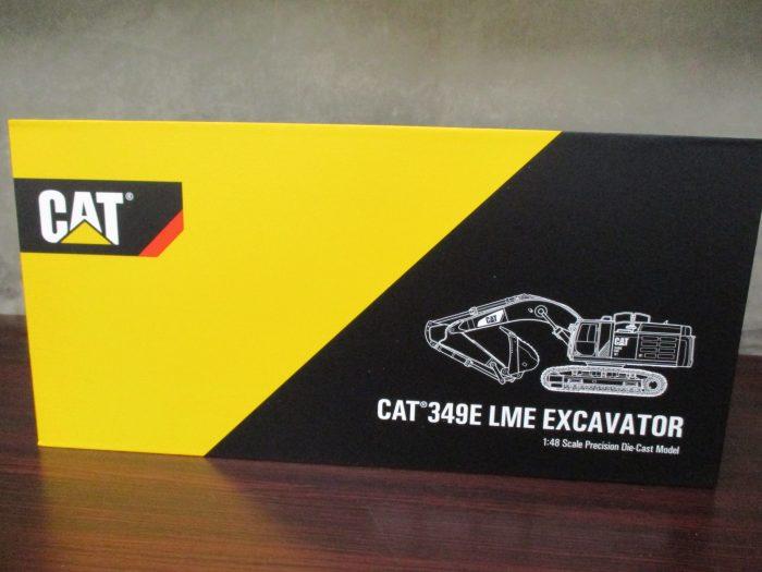 CCM Caterpillar Cat 349E LME Excavator with Mass Excavation
