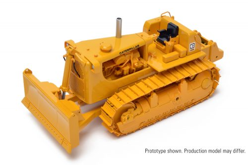 Cat D8K S-Blade Dozer Closed ROPS with S-blade & Single