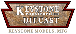 Keystone Construction Diecast Logo