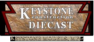 Keystone Construction Diecast Logo
