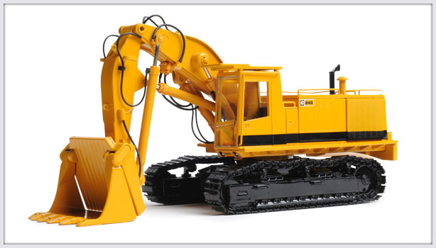 CCM Caterpillar CAT 245 Front Shovel 1:48