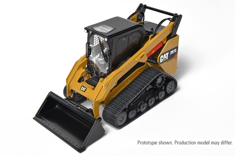 CCM CAT 287D Multi-Terrain Loader 1:24
