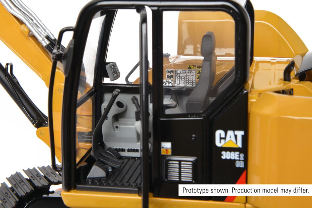 Deposit CCM CAT 308E2 CR SB MHExcavator 1:24