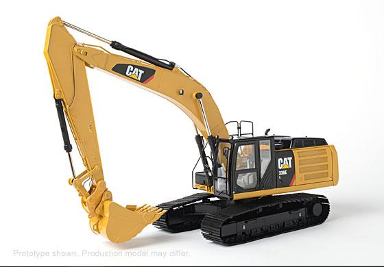 CCM CAT 336E L Excavator Bucket Version 1:24