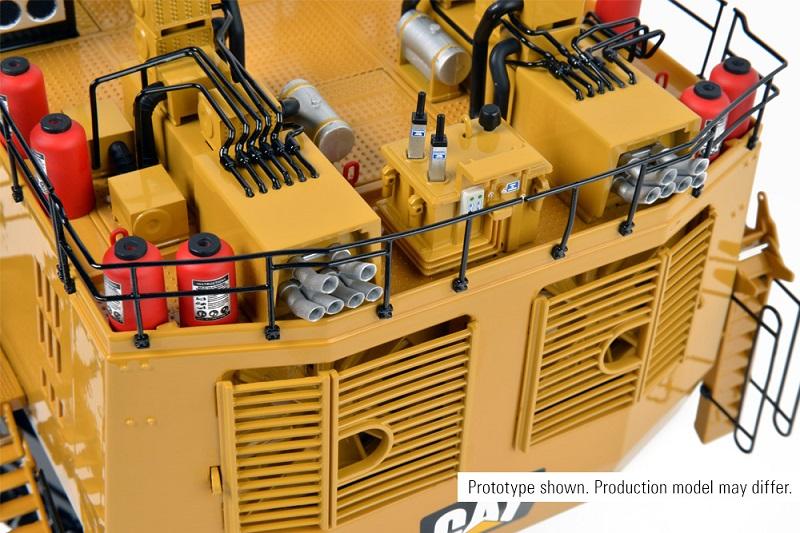 CCM CAT 6090 Hydraulic Front Shovel 1:48