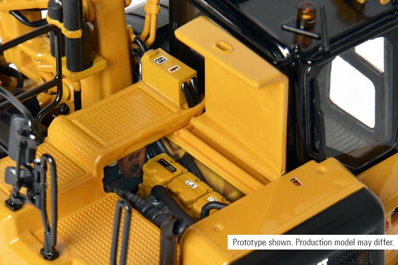 :CCM CAT 631K Wheel Tractor-Scraper 1:48