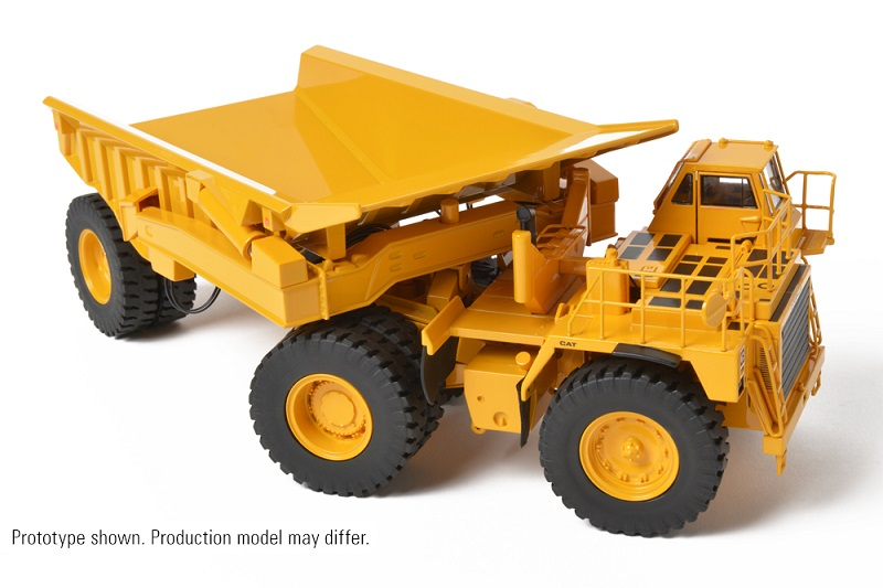 CCM CAT 776 RD160 Art Dump Truck 1:48