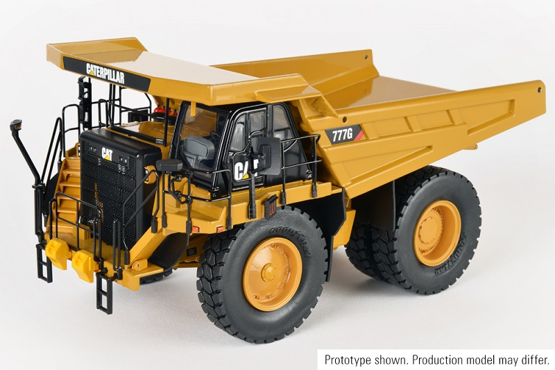 CCM CAT 777G Off Highway Truck 1:48