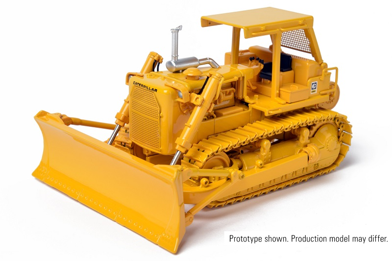 Cat D8K A-Blade Dozer Open ROPS with A-blade & Cat 58 winch Made by