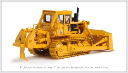 CCM Caterpillar CAT D9H Dozer 1:48