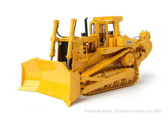 CCM Cat D9L Track-Type Tractor with impact ripper 1:48
