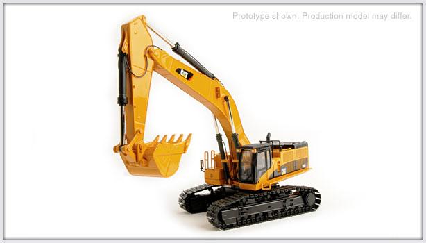 CCM CAT 385C L Excavator 1:48