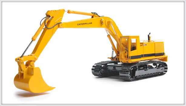 CCM Caterpillar CAT 245 Excavator 1:48