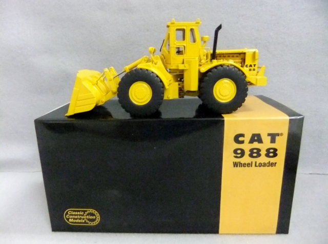 CCM Caterpillar CAT 988 Wheel Loader 1:48 USED