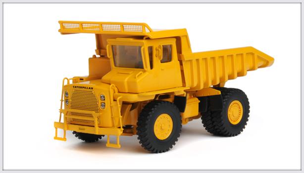 CCM Cat 769B Rear Dump Truck 1:48