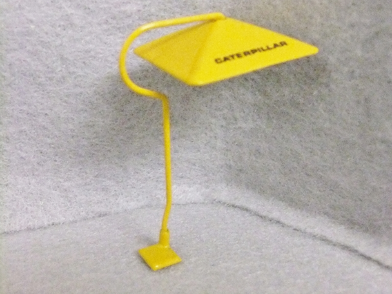 :CCM Caterpillar Sun Shade Umbrella for Cat 834 & 988 Models 1:48