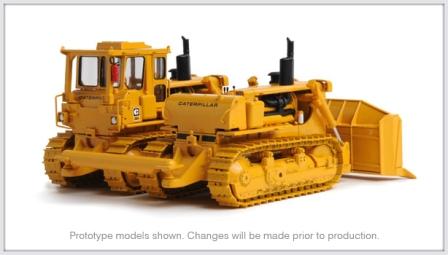 CCM Caterpillar CAT D9H SxS 1:48