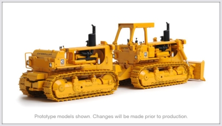 CCM Caterpillar CAT DD9H 1:48