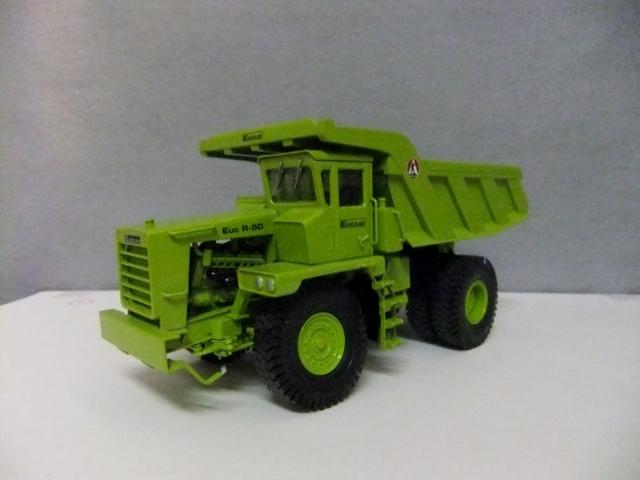 EMD Euclid R50 Mining Dump Truck 1:50