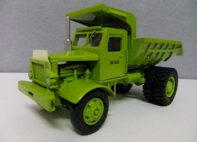 EMD Euclid R10 Dump Truck 1958 1:50