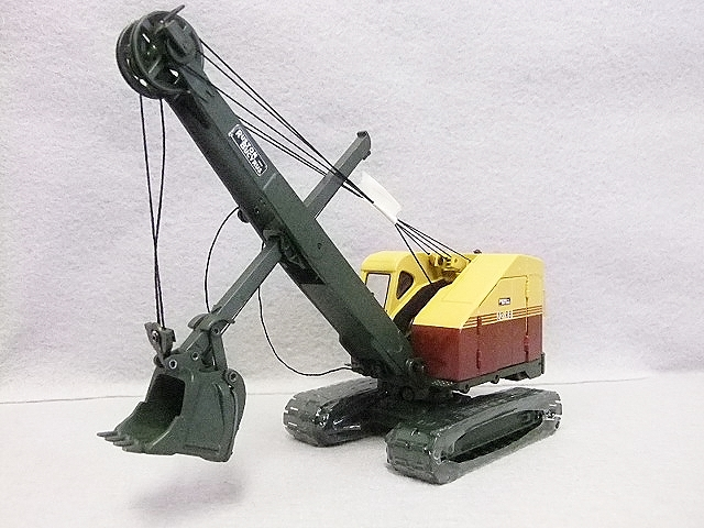 EMD Ruston-Bucyrus 22-RB Cable Shovel 1:50 T001.1