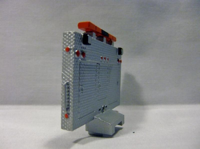 Headache Rack 1:48 Unassembled Kit